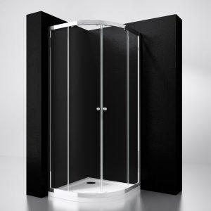 Best Design Kwartronde douchecabine 90x90 cm